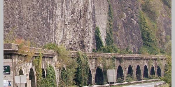 Baujuwel der Eisenbahngeschichte