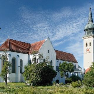 Radtour Kloster Rottenbuch Runde