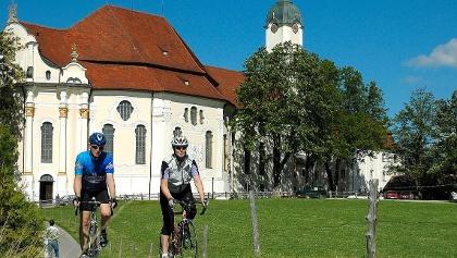 Radtour Wieskirch Runde