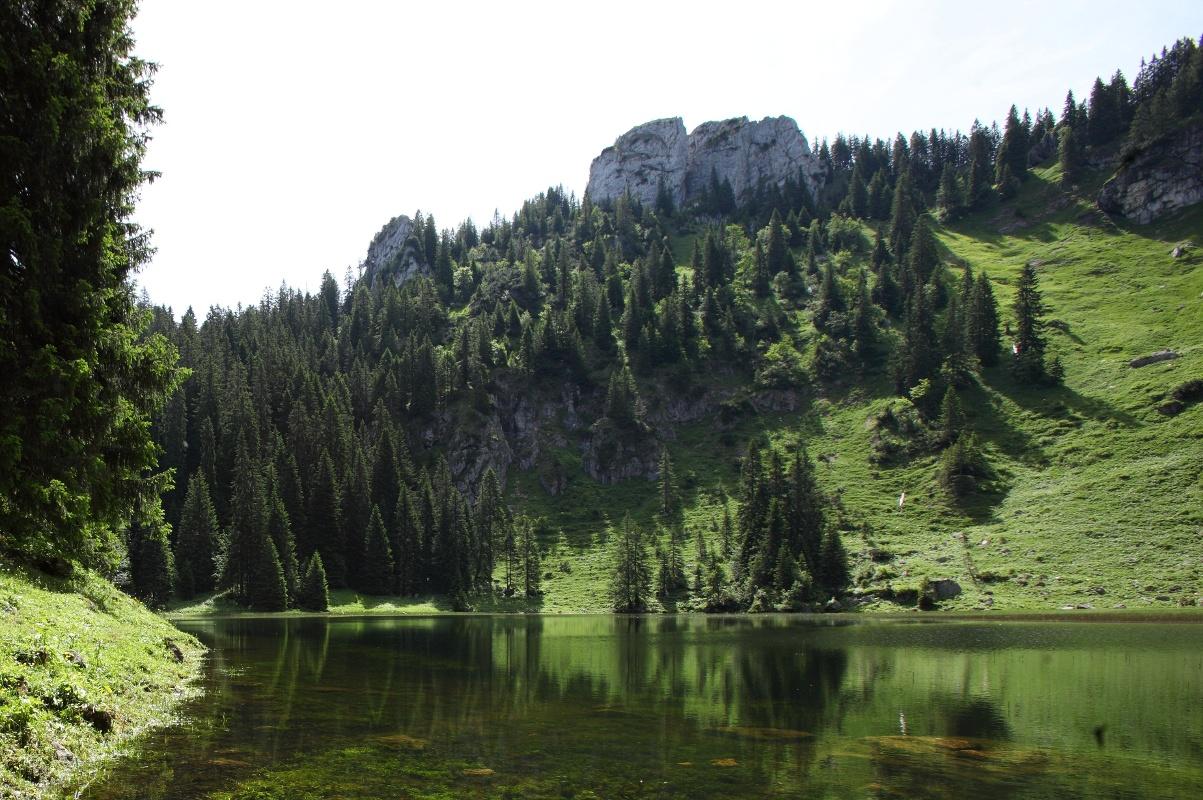 Garmisch Partenkirchen Kletterausrüstung Verleih : Bergtour ettaler manndl ammergauer alpen