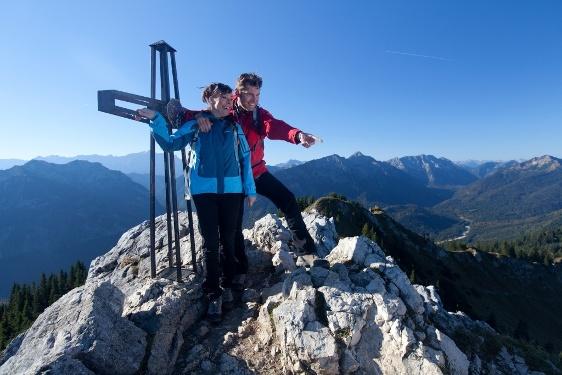 Bergtour - Teufelstättkopf