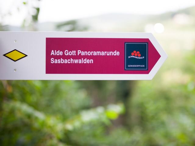 Premiumweg - Alde Gott Panoramarunde (Genießerpfad)