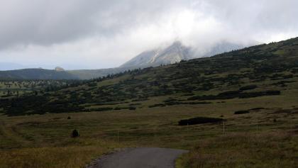 View to Snezka