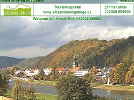 Foto Webcam Bad Schandau am Hönel-Hof