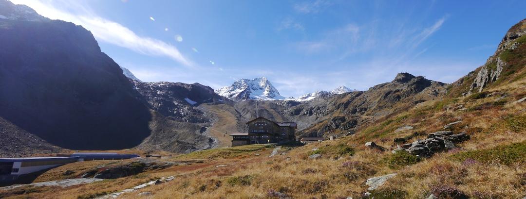 Stubaier Bergwelt.