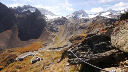 Klettersteige Fernau