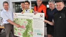 Fürth: Mountainbike-Rundstrecke 2