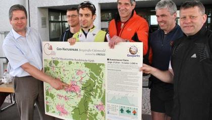 Mountainbike-Strecke Fürth