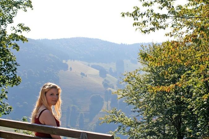 Über die Höhenzüge des Südschwarzwaldes