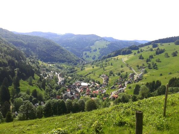 Hasbach - Muggenbrunn -  Hasbach