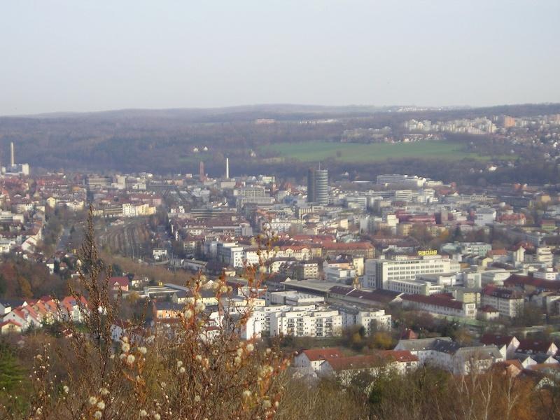 Schwarzwald-Nordrandweg 2: Von Pforzheim nach Langensteinbach
