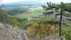 Panorama vom Plateau
