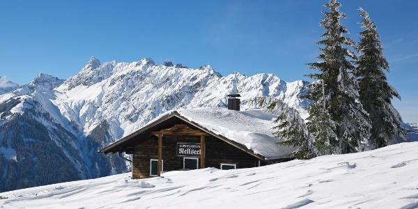 Winterwandern am Bartholomäberg