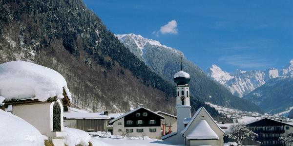 Winterwandern in Gortipohl