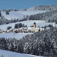 Winterliches St. Märgen