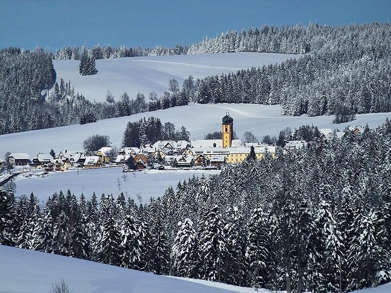 Auf winterlichen Spuren zur Rankmühle