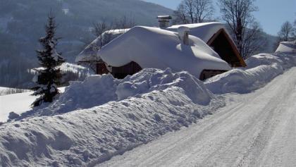 Winterwandern zur Moosalm