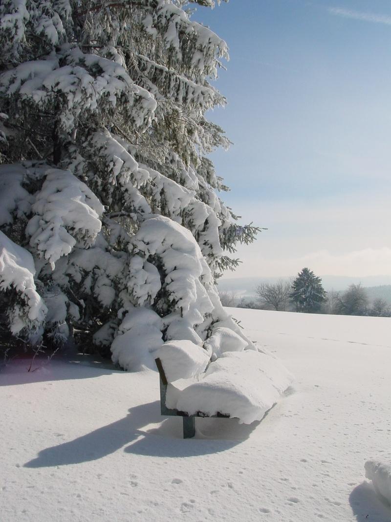 Winterwandern auf Birkendorfs Höhen