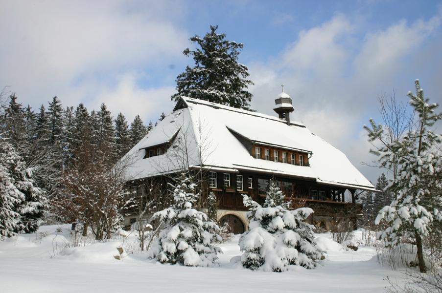 Winterzauber rund ums Hüsli