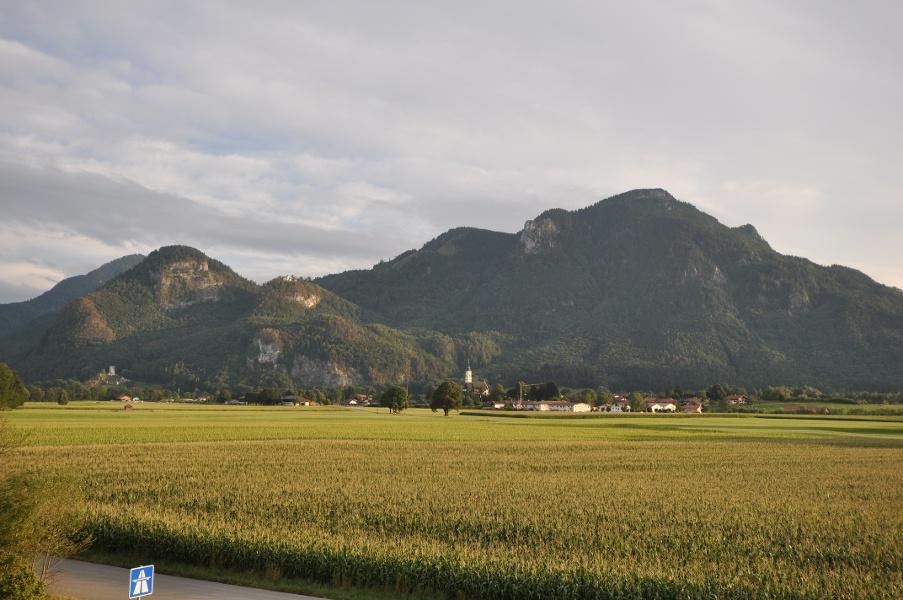 Wandern von Flintsbach aus -  Auf die Hohe Asten/ Riesenkopf