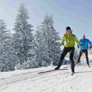 Langlauf (Foto: Alexander Rochau c www.fotolia.de)