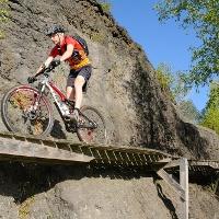 TrailPark Vulkaneifel: Biken in wilder Vulkanlandschaft