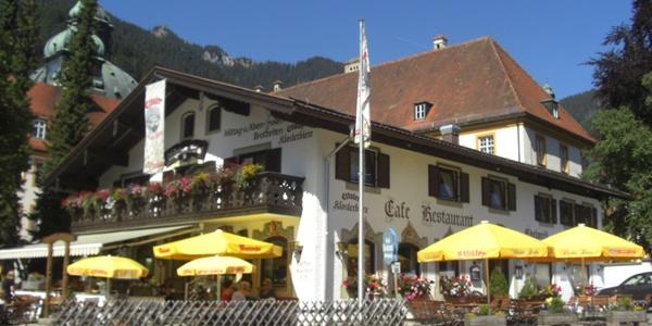 Café-Restaurant Edelweiß