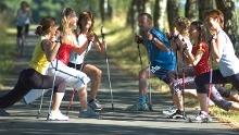 Nordic-Walking-Tour Montabaur - Mittelwald-Route