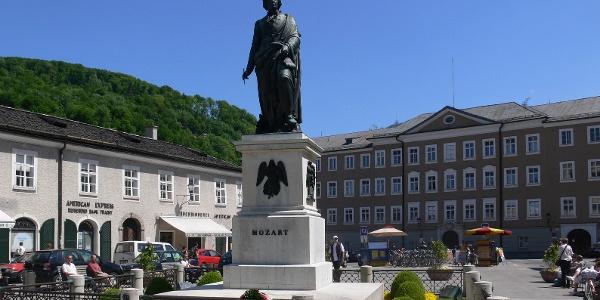 Mozartdenkmal