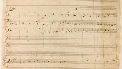 Mozart Ton - und Filmsammlung