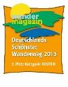 Donauberglandweg_2. Platz DSW
