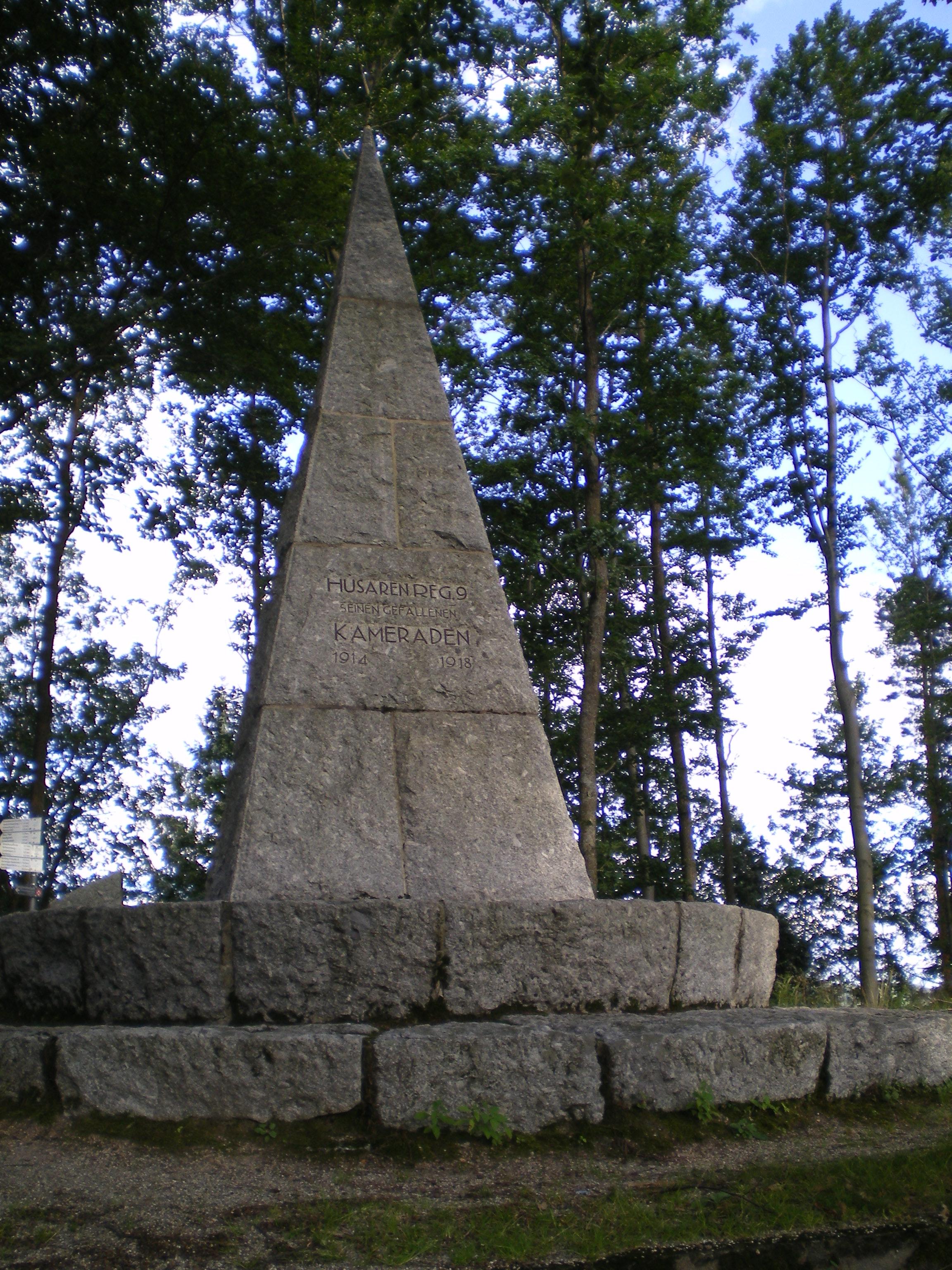 Husarendenkmal Schwalbenstein