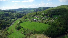Nordic-Walking-Tour Waldbreitbach – Strecke Hausen – Waldbreitbach - Roßbach