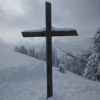 Gipfel Gscheideggkogel Richtung Leobener
