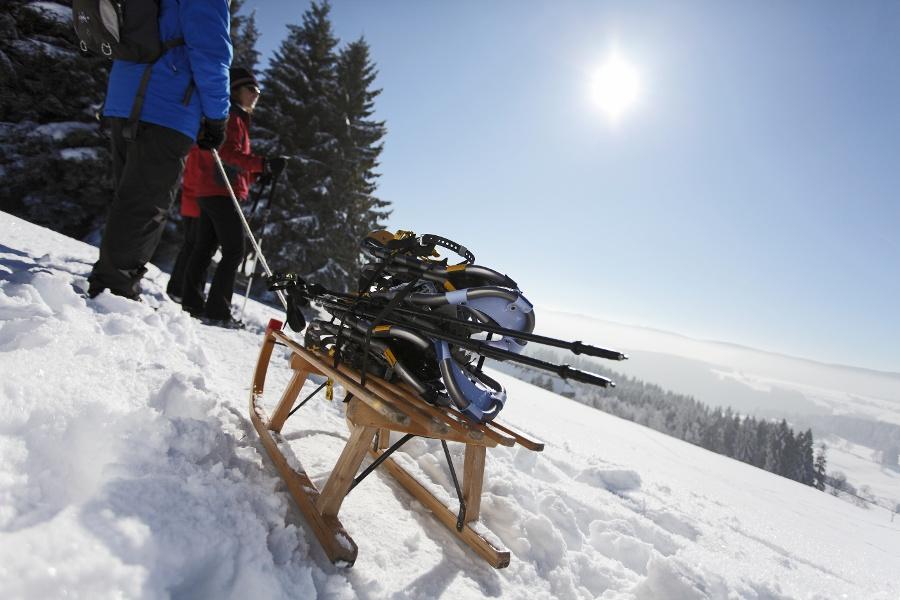 Windecktour - Schneeschuhtrail