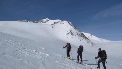 Skitouren mit Bergfuehrer
