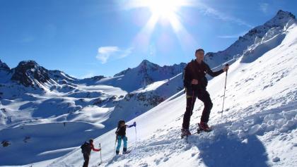 Silvretta Skitour