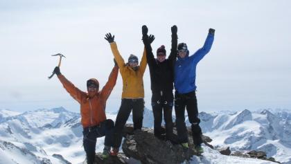 Cevedale Skitouren