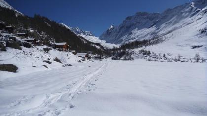 Skitourenführung Berner Oberland