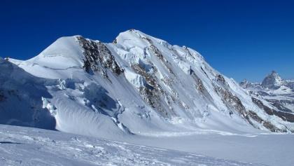 Skitour Wallis Lyskamm Monterosa