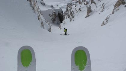 Freeriden mit Alpine Welten