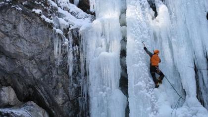 Eisklettern Obertauern