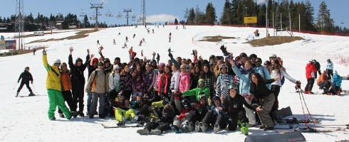 Ski school ADVENTOURA