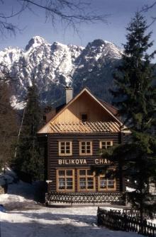 Bilíkova chata (1255m)