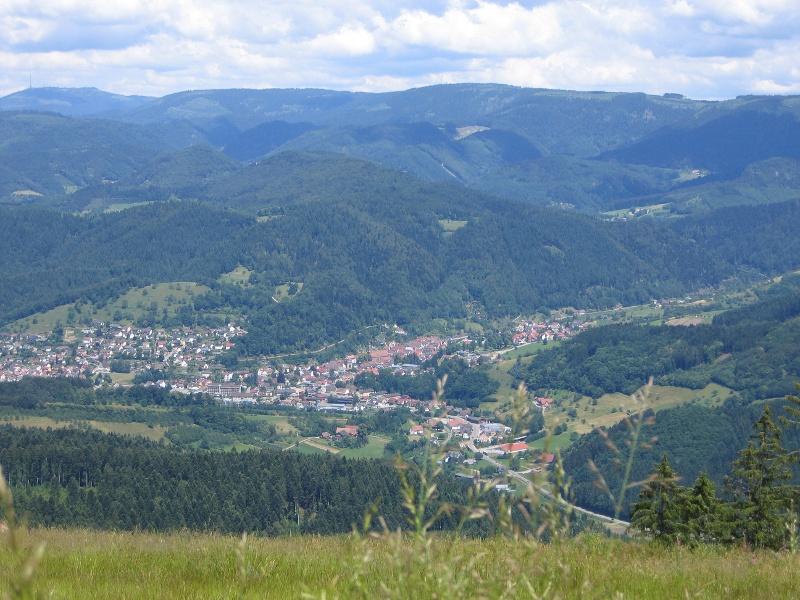 Renchtalsteig 2. Etappe; Oppenau - Bad Peterstal