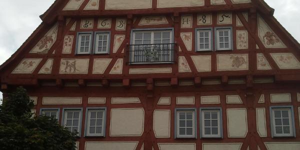 Das Hessigheimer Rathaus