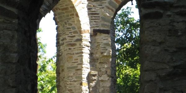 Kirchenruine Hausenborn