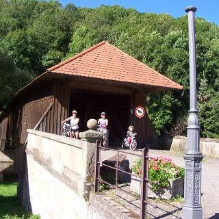 Die Archenbrücke