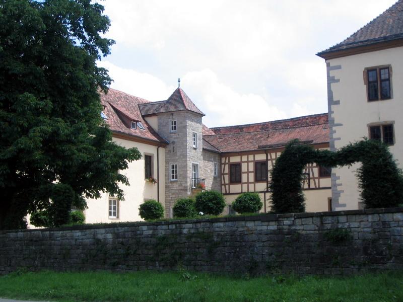 Jakobsweg Von Rothenburg Ob Der Tauber Bis Esslingen Am Neckar