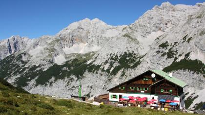 Pfeishütte im Karwendel, 1922m